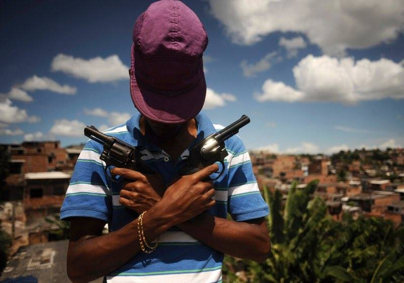 Gangster z Salwadoru