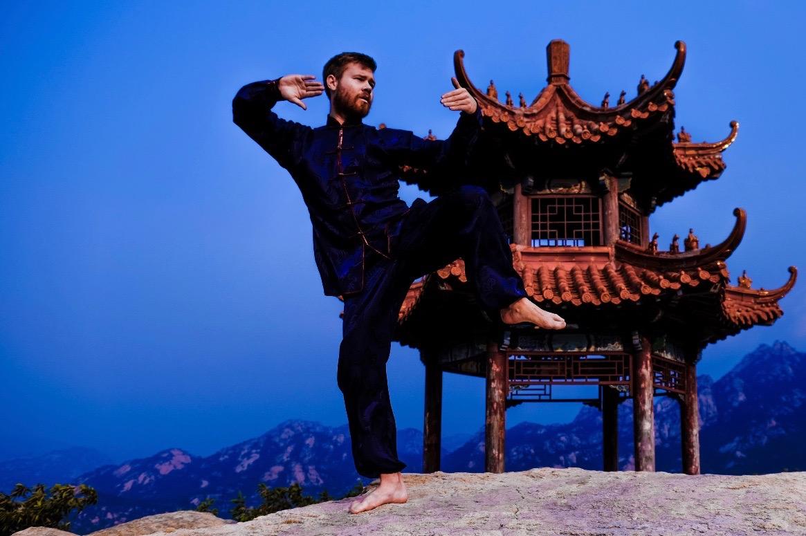 Chiny, historie z Shaolin- Podróż