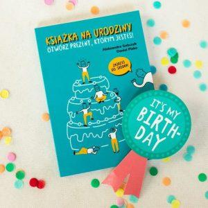 Książka na urodziny