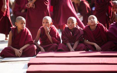 Buddyzm, po co te rytuały?