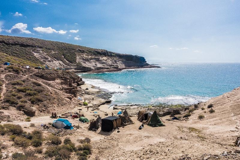 La Caletta plaża